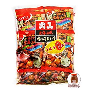 Amazon.com : Japan Assorted Rice Crackers /Japanese Mix