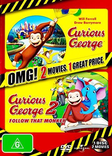 Curious George / Curious George 2