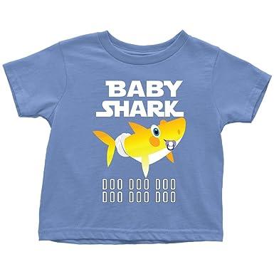 8533c207 Baby Shark Toddler Shirt Doo Doo Doo Official VnSupertramp Shark Family  Apparel