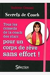 Secrets de coach Hardcover