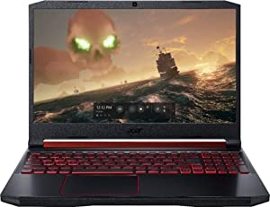 """Acer Nitro 5 AN515-54-54W2-15.6"""" FHD - i5-9300H - NVIDIA GTX 1050-8GB - 256GB SSD (Renewed)"""