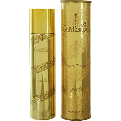 Aquolina Gold Sugar Agua de Colonia Spray - 100 ml