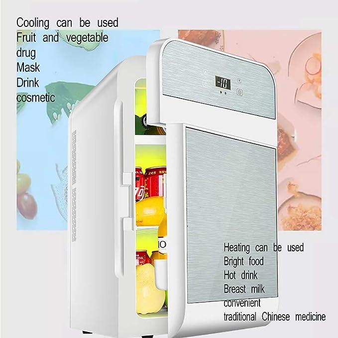 Aijin 12V y 220V refrigerador de Coche 20 litros de una Sola ...