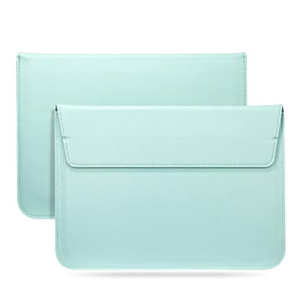 """Wallet Sleeve Cover Case Bag with Stand for MacBook 12/""""Air Pro 11/"""" 13/"""" 15/""""Retina"""