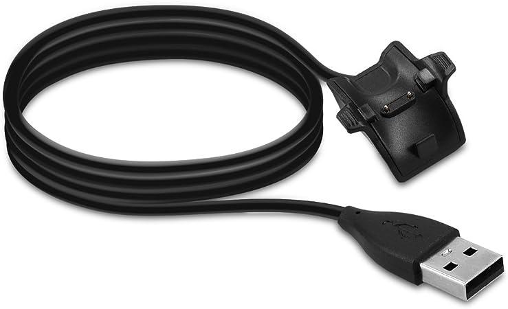 kwmobile Câble USB Compatible avec Huawei Honor Band 54 33 Pro 22 Pro Câble USB Chargeur Fitness Tracker
