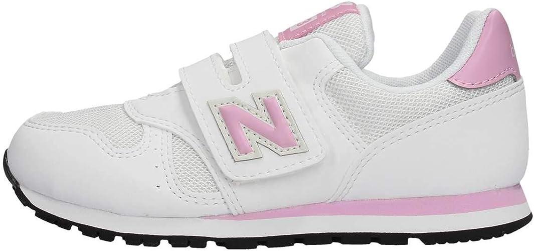 New Balance YV373BTM Sneaker Bambino Bianco 31: Amazon.it: Scarpe ...