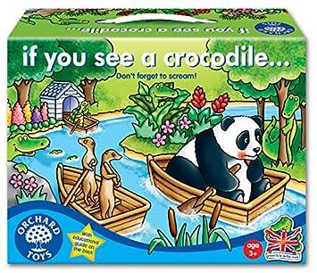 Orchard_Toys If You See A Crocodile - Juego de Mesa (en inglés ...