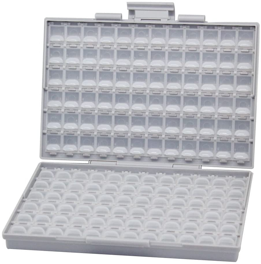 AideTek BOX-ALL Enclosures SMD SMT Resistor Capacitor Organizer
