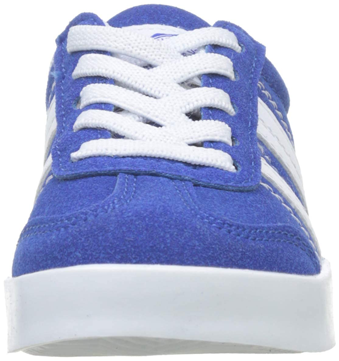 Amazon.com | ZIPPY Boys Zapatillas De Color para Niño Low-Top Sneakers, Blue (Turkish Sea 19/4053 Tc 1040), 2.5 UK | Sneakers