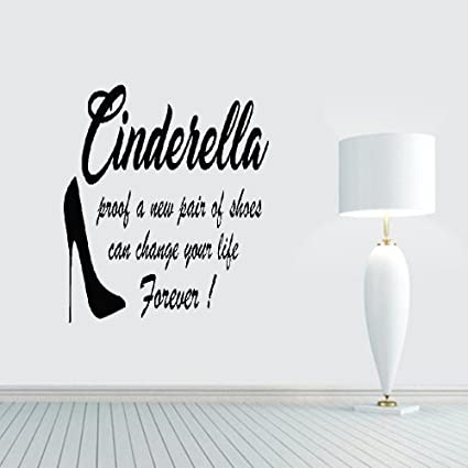 Amazoncom Ytrfg Creative Quote Wall Stickers Decal Decorative