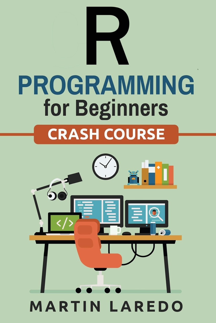 Programming Beginners Science Crash Course product image