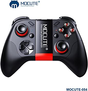 Docooler MOCUTE 054 Bluetooth Game Console Mando a Distancia ...
