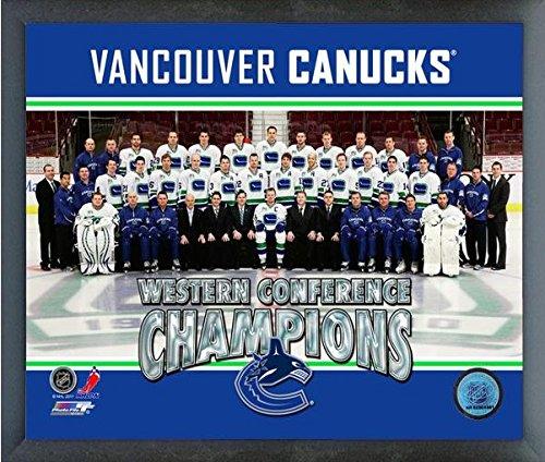 Vancouver Canucks NHL Team Photo (Size: 12