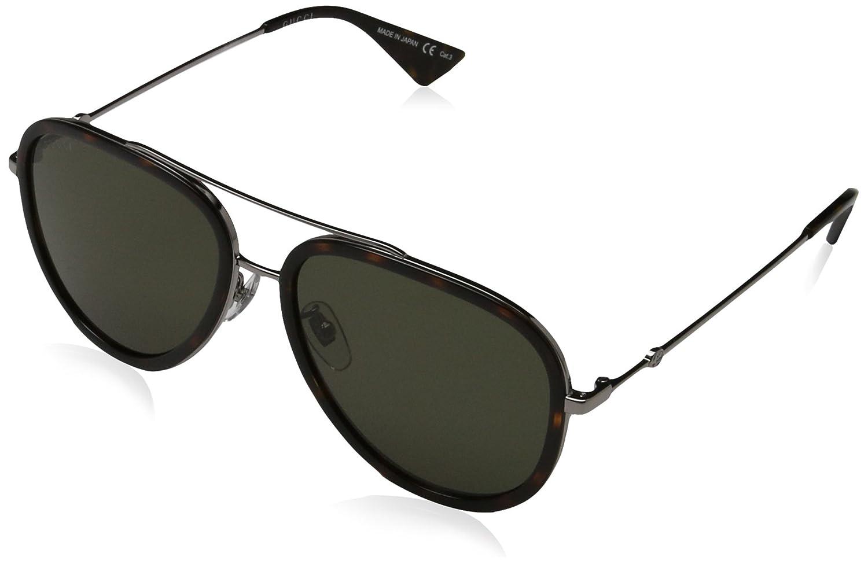 Gucci Womens Gg0062s 57Mm Sunglasses