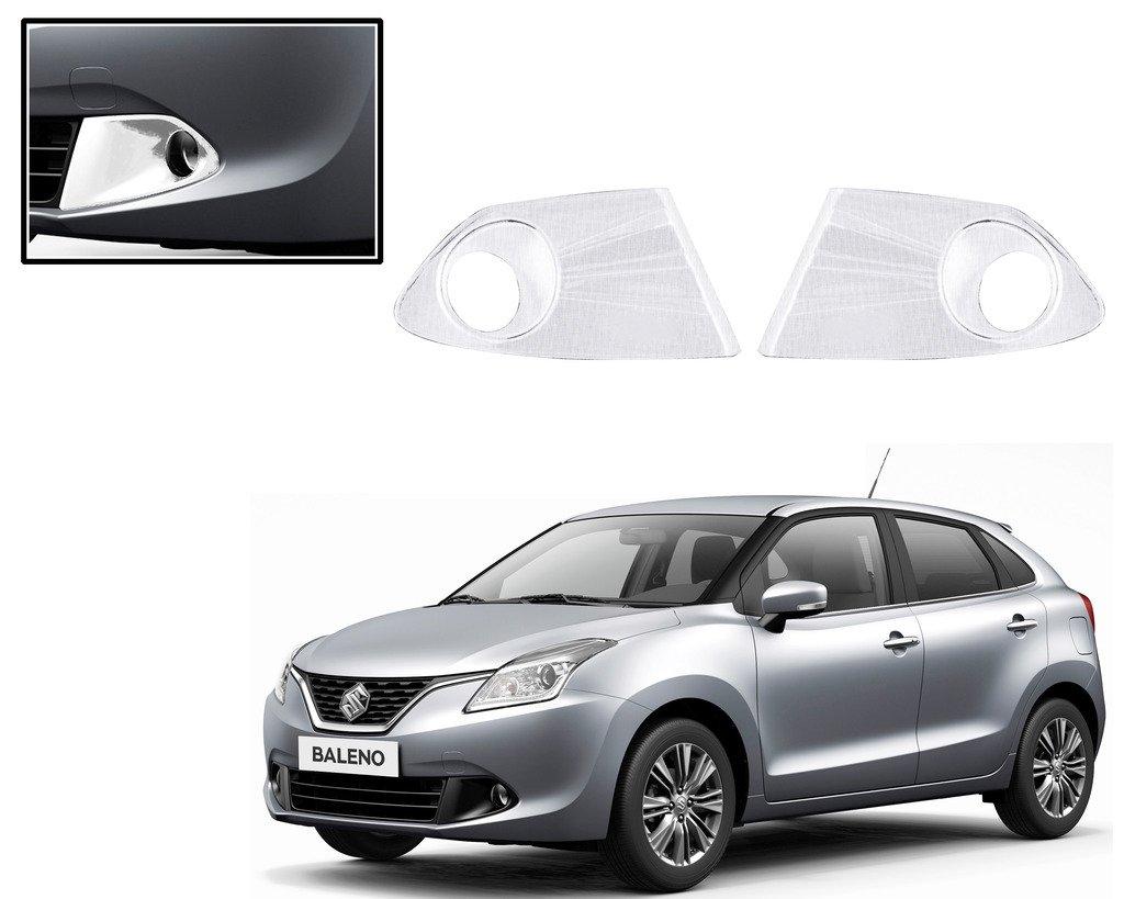 Maruti Baleno Accessory Premium quality Car Chrome Fog Light Cover