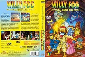 Willy Fog en viaje al centro de la tierra [DVD]