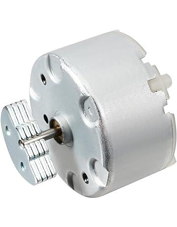 DealMux 8-Vane 58mm Shaft Hole Dia Plastic Impeller Motor Cooling Fan Vane