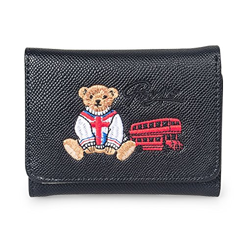 fency-womens-bear-small-classic-embroidered-tri-fold-purse-in-crossgrain-leather-poono-series-95-deg