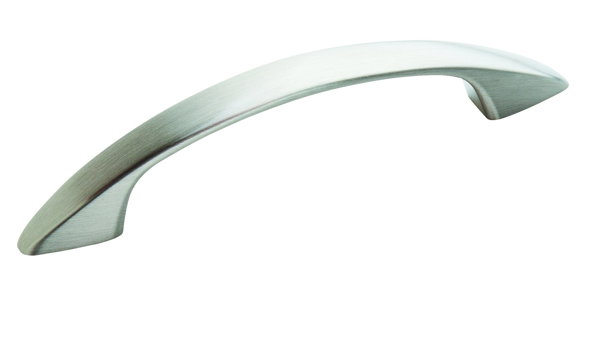 Allison Value 3 in. (76 mm) Center-to-Center Satin Nickel Cabinet Pull - 25 Pack