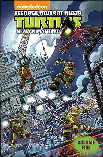 Teenage Mutant Ninja Turtles: New Animated Adventures Volume ...