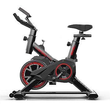 YHSFC Ciclismo Indoor, Bicicleta Estática Vertical, Gran Volante ...