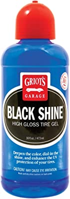 Griot's Garage 10995 Black Shine Tire Gel
