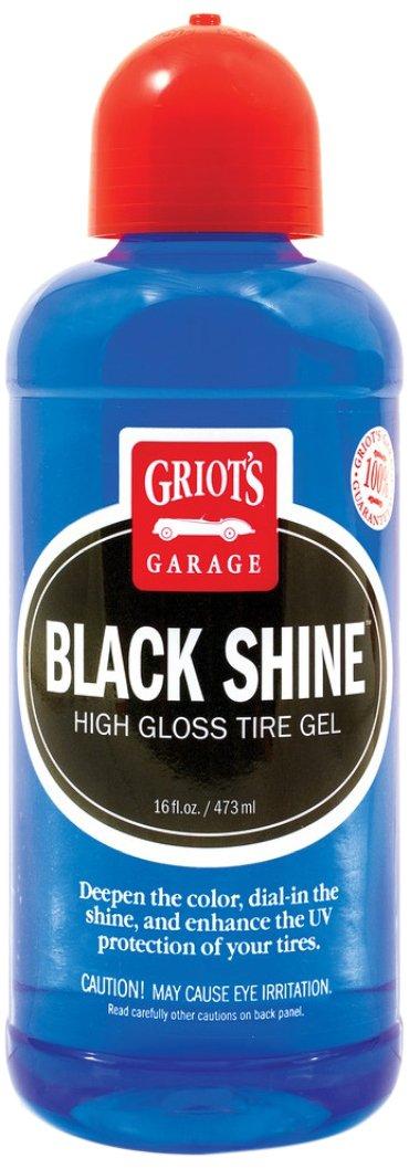 Griot's Garage 10995 Black Shine Tire Gel 16oz