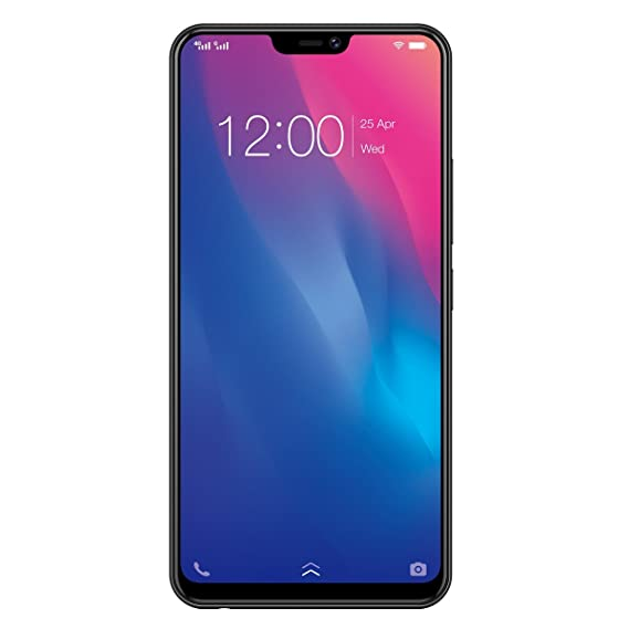 7d525b9fc Vivo V9 Youth (Black) Without Offer  Amazon.in  Electronics