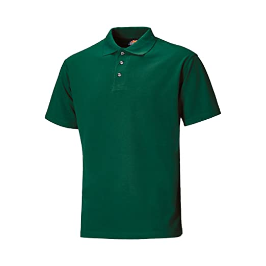 Dickies SH21220 BY 3XL - Polo (talla 3XL), color rojo, verde ...
