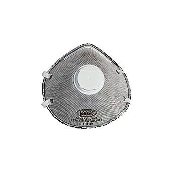 dm3740cv-3 unidades lógica mascarilla carbones activos antiolores ffp1nr Protección polvo humo Gas pintura desengrasantes