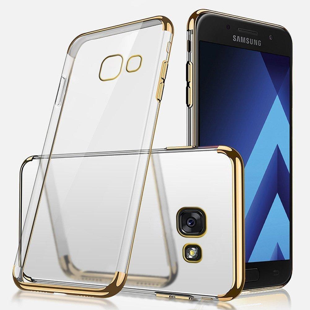 competitive price c13f9 eeda4 Samsung A520 Case, Galaxy A5 2017 Silicone Case, Samsung A5 2017 Mobile  Phone Case, SevenPanda Ultra Thin Slim Soft Crystal Clear TPU Silicone Case  - ...