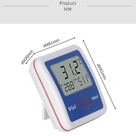 Man-Meter Dispositivo de medición electrónico portátil Termómetro ...