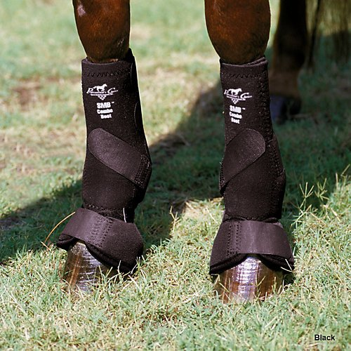 Professionals Choice Equine Smb Combo Front Boot, Pair (Medium)