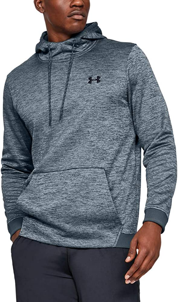 Under Armour Men's Armour Fleece Twist Pull Over Hoodie: Clothing