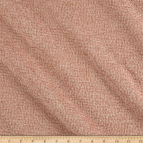 Gold Chenille Upholstery Fabric - 9