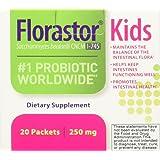 Biocodex Florastor Kids Probiotic Sachets, 20 Count