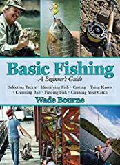 Here are the fundamentals every beginner angler needs to start catching fish.New to fishing and have no idea how to start? With Basic Fishing, you'll be an accomplished angler in no time at all. Expert angler and award winning outdoor writer ...
