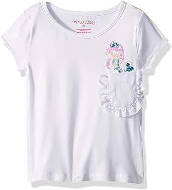 Colette Lilly Girls Short Sleeve Knit Top Short Sleeve T-Shirt