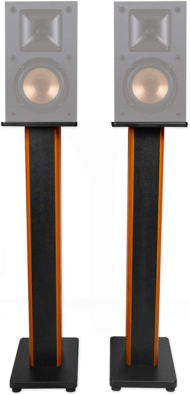 "(2) 36"" Bookshelf Speaker Stands for Klipsch R-14M Bookshelf Speakers 61zbPqSXtMLSL1500_"