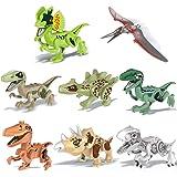 JonerytimeBaby Toy 8 Pack Dinosaur DIY Building