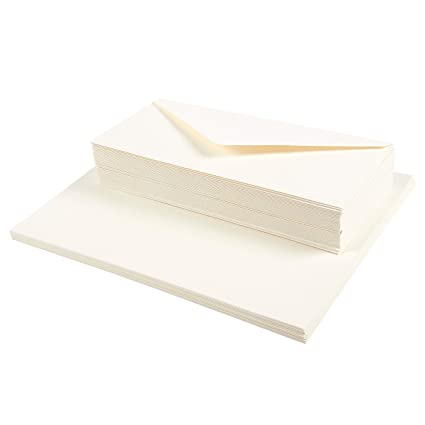 amazon com resume paper and envelopes 50 count 10 cotton
