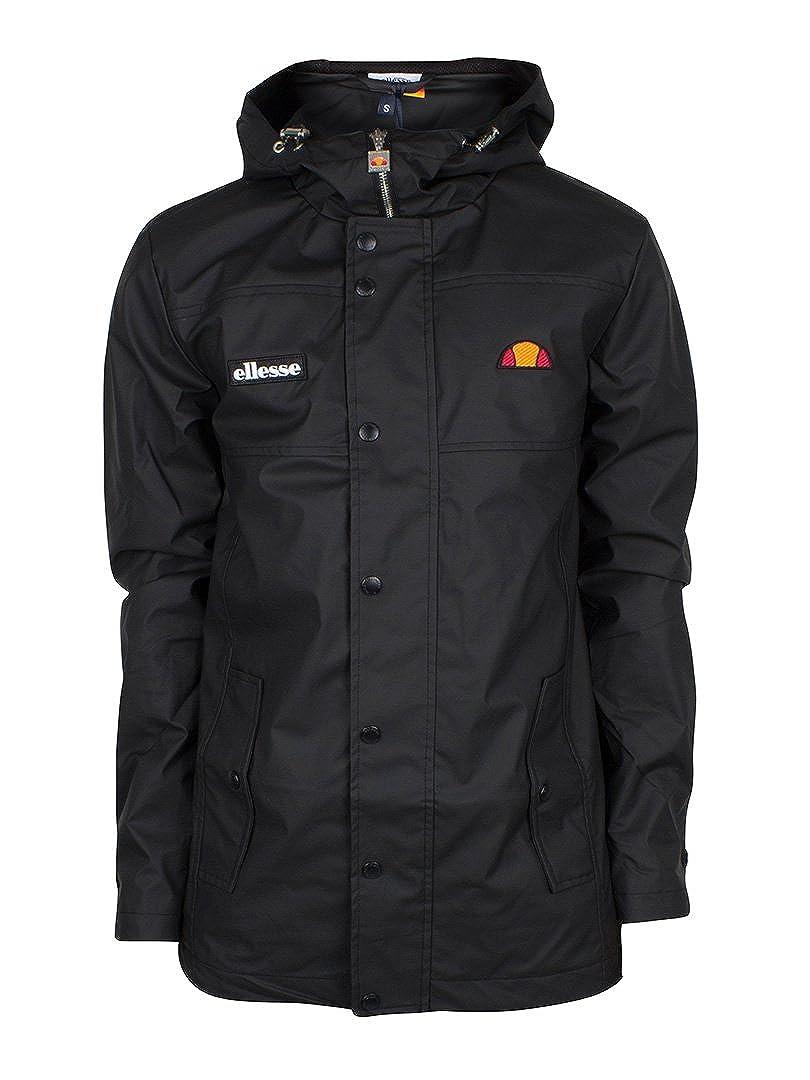 Ellesse Hombre Castelli Logo Jacket, Negro, X-Large: Amazon ...