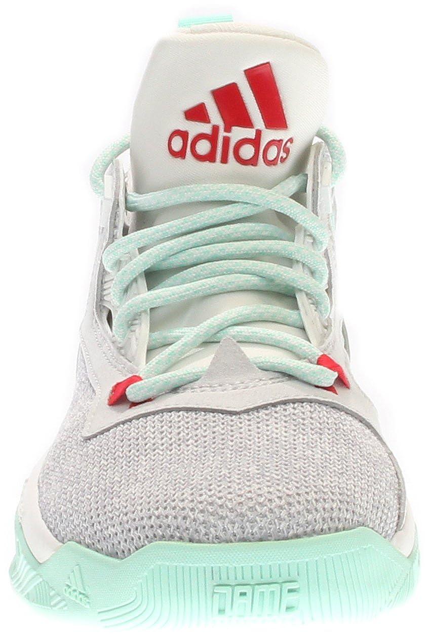 946b3c5258769 Amazon.com: Adidas D Lillard 2.0 White/Mint Green Red Size 5.5 US: Shoes