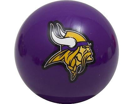 Amazon.com: Producto oficial de NFL Minnesota Vikings bola ...