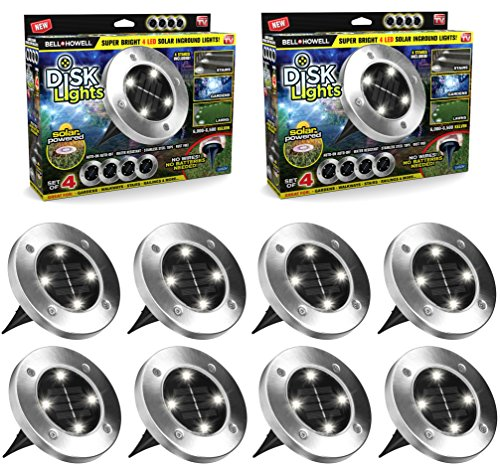 Bell And Howell Solar Lights