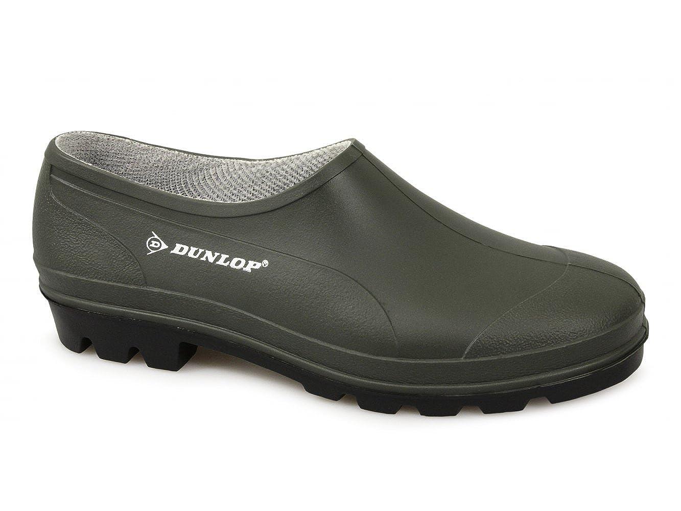 Dunlop Protective Footwear Unisex-Erwachsene Dunlop Monocolour Wellie Shoe Clogs