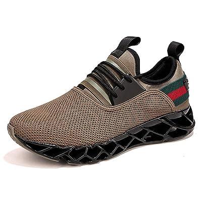 Tianlan Men's Running Shoes Lightweight Mesh Casual Fashion Sneakers | Fashion Sneakers