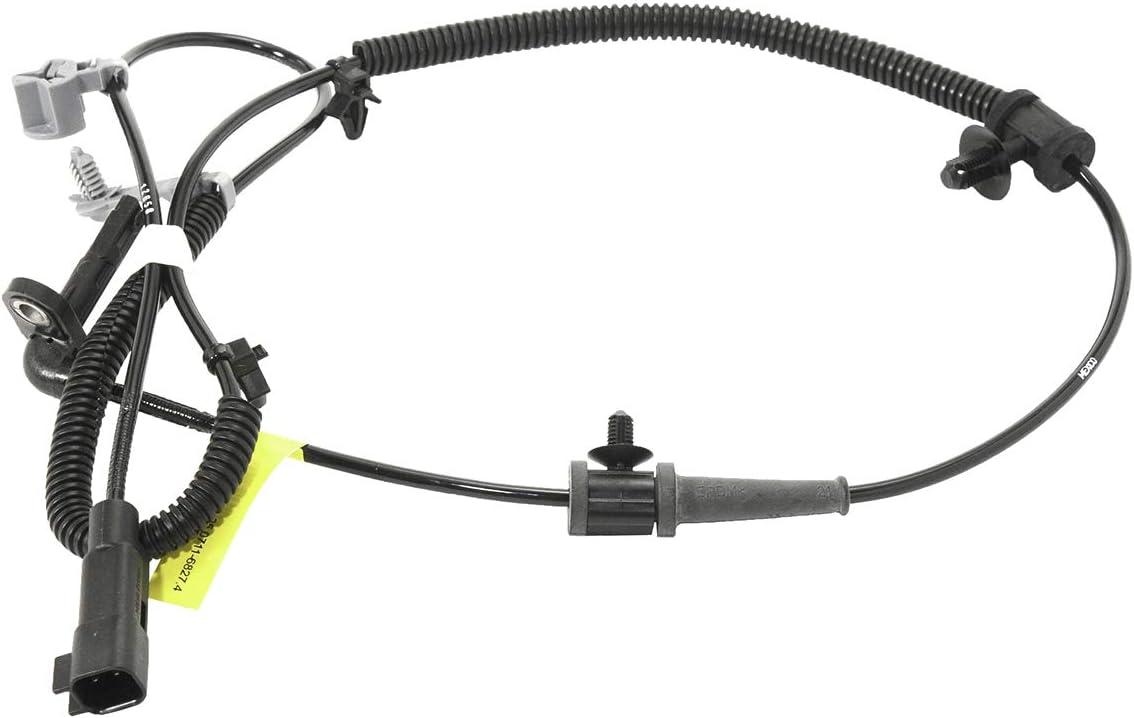 ACDelco 22868987 GM Original Equipment Rear Passenger Side ABS Wheel Speed Sensor