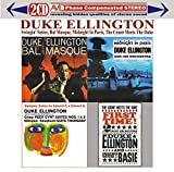 Four Classic Albums (Swinging Suites / At The Bal Masque / Midnight In Paris / The Count Meets The Duke First Time!) By Duke Ellington (2015-03-30)