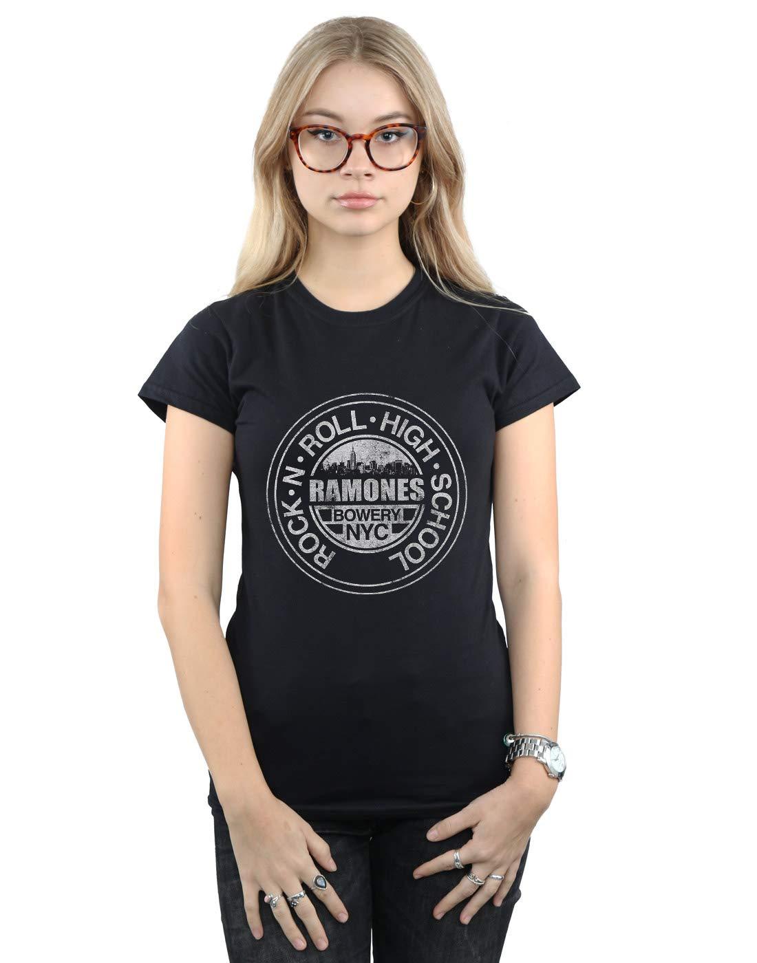 Ramones Bowery Nyc Tshirt